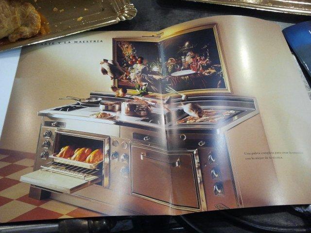 stand cocina