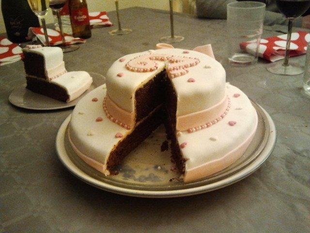 como hacer un pastel