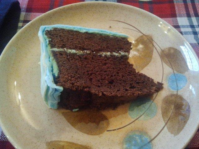 resultado del pastel