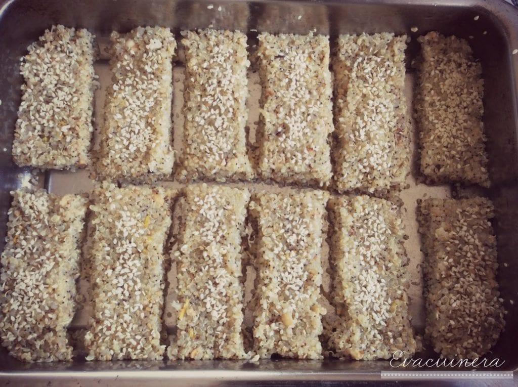 receta con quinoa