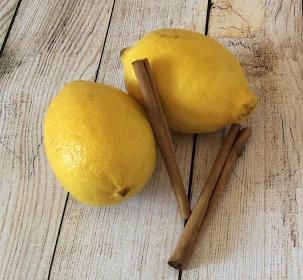 tarta de limón al microondas