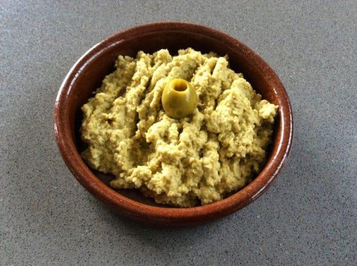 recepta olivada