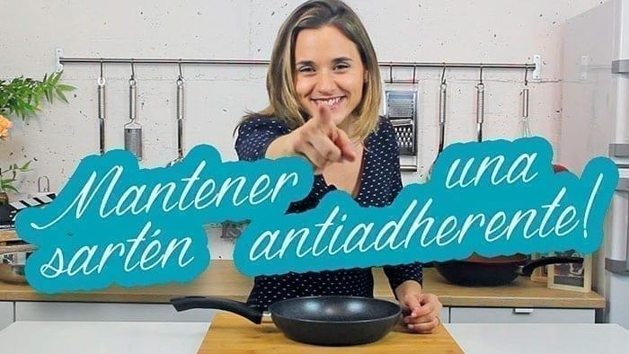 mantener_una_sarten_antiadherente